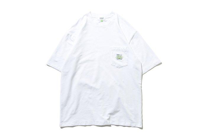 "[ LAB Taipei ] DeMarcoLab ""AsCIID HEAVY POCKET TEE"" (White)"