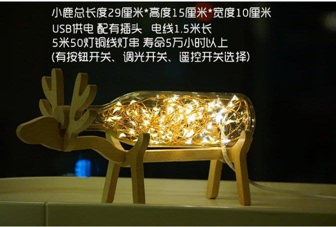 *暖暖本舖*七彩燈 色可變化 附遙控器 北歐風 3D LED燈 小夜燈 生日禮物 鋼鐵人 屍速列車 麋鹿燈 暖光 非實木