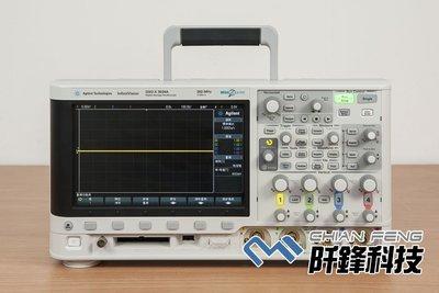 【阡鋒科技 專業二手儀器】安捷倫 Agilent DSOX3034A 4ch. 350MHz 4 GSa/s 數位示波器