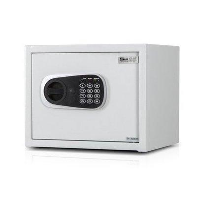 [弘瀚台中] 聚富保險箱 全館免運費 小型簡美型保險箱(30FD)金庫/防盜/電子式/密碼鎖/保險櫃
