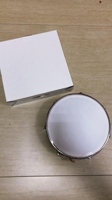 【樂器城堡】手鼓 10吋 可調 合成皮鼓面 合成皮 台灣製造 台製 品質保證 附手鼓棒 附紙盒