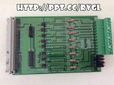ept 103-40031 5184 Remote Terminal Isolated Input 板 1393
