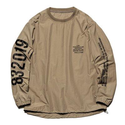 【STYLE品牌館】 2019AW uniform experiment UE PULLOVER SMOCK 長TEE