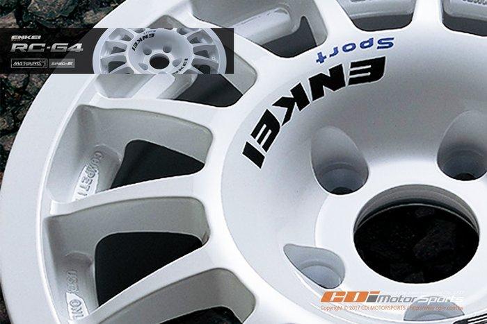ENKEI Sport RC-G4 15吋 6.0J / 7.0J / 輕量化輪圈 / 歡迎詢問 / 橙大國際