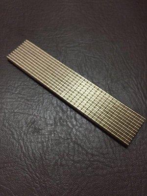 釤鈷磁鐵3x2mm 耐溫350度 『好磁多』專業磁鐵銷售