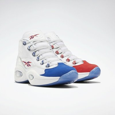 全新正品 REEBOK question 艾弗森御用US78910111213
