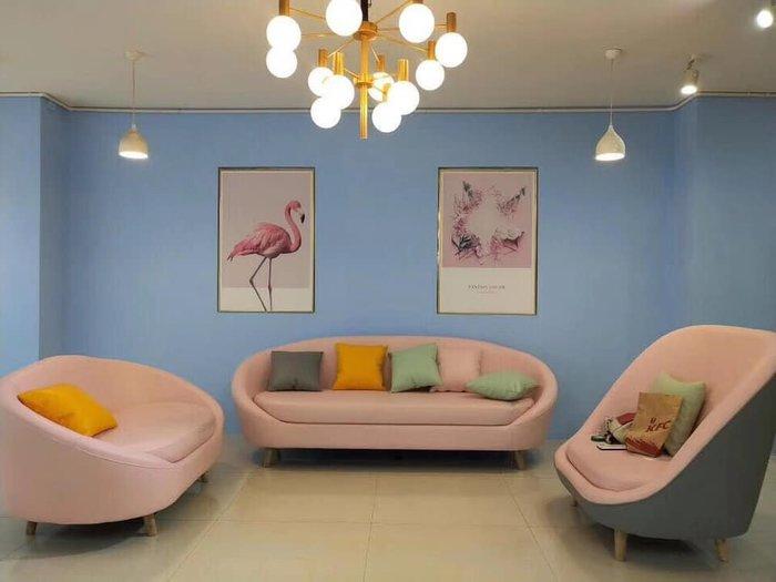 【順發傢俱】客製沙發 1+2+3沙發 北歐風~部份地區免運費