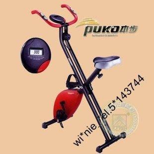 (WInnie拍賣場)現貨即日面交PUKO X-Bike 磁控 心率顯示 健身單車 健身車 減肥 健身