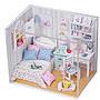地下尋寶庫:DIY小屋袖珍屋娃娃屋材料包 晨光...