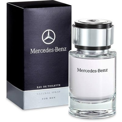 Mercedes Benz 賓士男性淡香水 7ml【特價】§異國精品§