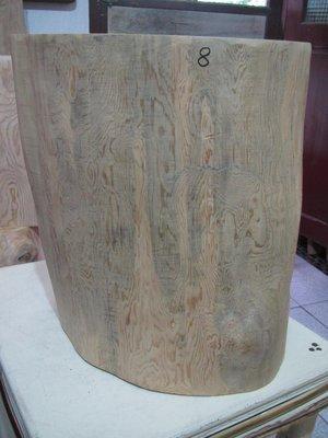 尋寶---台灣檜木椅---高40公分面寬38--41公分--編8