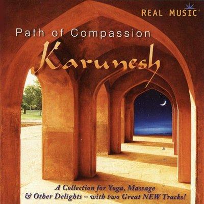 音樂居士*Karunesh - Path Of Compassion 天地和諧*CD專輯