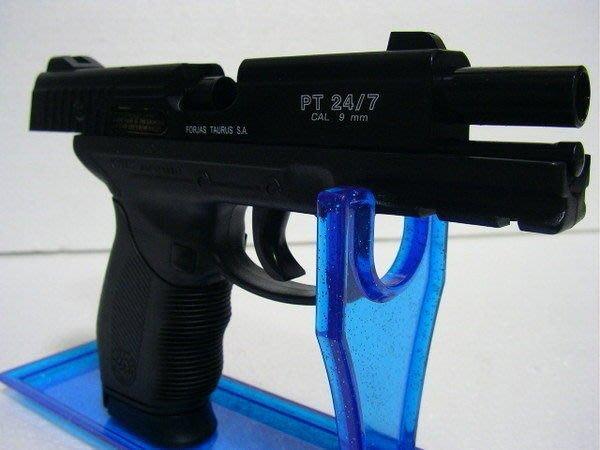 網路最低價 正版公司貨 KWC TAURUS PT24/7 空氣槍+0.2g(2000發)bb彈