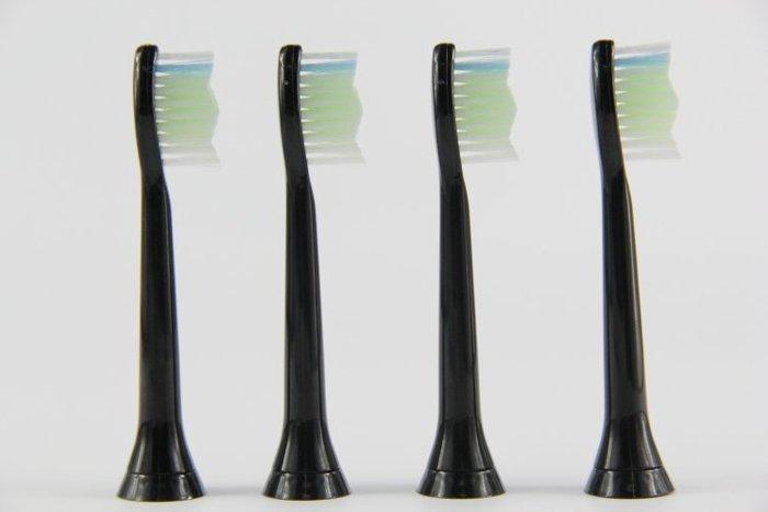 最新款 黑鑽石刷頭 PHILIPS Sonicare 電動牙刷 HX6013 HX6014 HX6021 HX9013