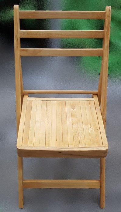 【宏品二手家具館】中古家具 家電 F1299木紋色折椅7  洽談桌椅//電腦桌椅/休閒咖啡桌椅/中古桌椅拍賣