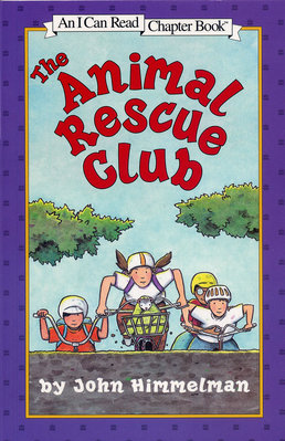 *小貝比的家*THE ANIMAL RESCUE CLUB /CHAPTER BOOK/平裝/7~12歲