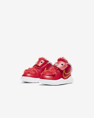 Nike Team Hustle D 9 Lil CT4066-600 CT4066-400 嬰幼兒鞋 兩色