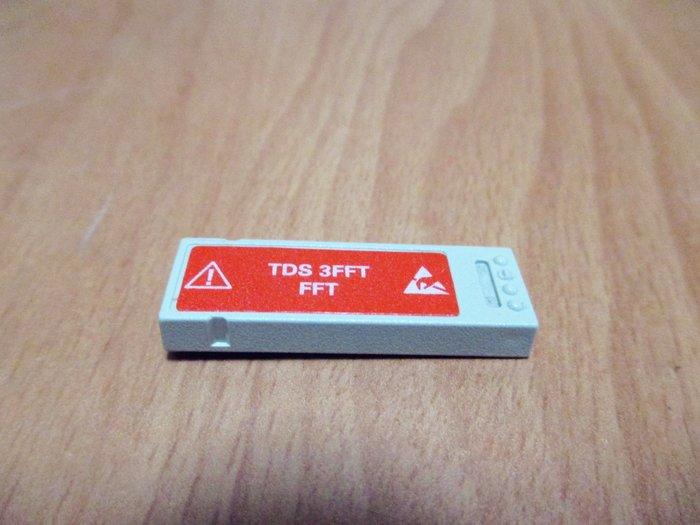 康榮科技二手測試儀器領導廠商Tektronix TDS3FFT FFT Application Module