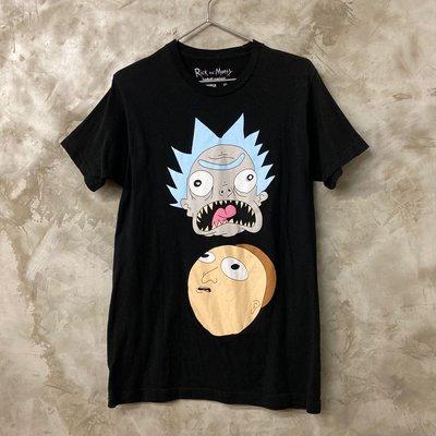 Rick and Morty純棉短袖T恤 Ripple Junction 墨西哥製 加拿大購入 肩40 胸47 長73