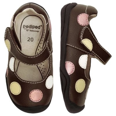 +Kids First+ pediped 美國足科醫生推薦Grip 'n' Go 第二階段學步鞋