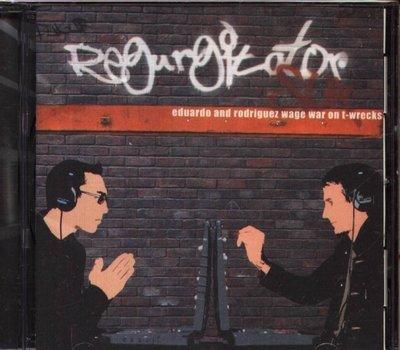八八 - Regurgitator - Eduardo and Rodriguez Wage War on  日版+1