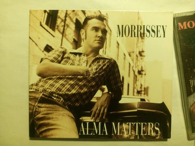 Morrissey Alma Matters 單曲CD @The Smiths