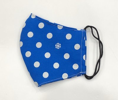 舒適立體棉布口罩【可清洗、置換防護濾材】男女通用