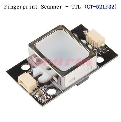 《德源科技》r)Sparkfun原廠 Fingerprint Scanner 指紋採集儀TTL (GT-521F32)