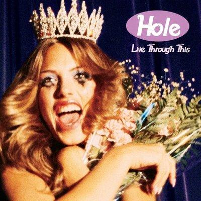 @90 全新CD Hole – Live Through This [1994]