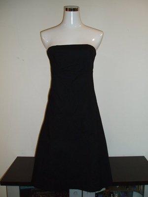 Moon's Flea Market-GAP 平口黑色洋裝