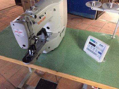 全新 SIRUBA 銀箭+JUKI 控制系統 工業用 縫紉機 電子打結車 LKS-1900 價格優惠 贈 LED燈