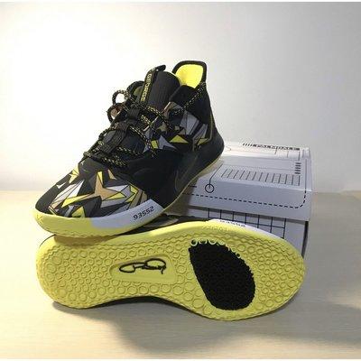 波爾諦奇 Nike PG 3 Mamba Mentality AO2607-900 曼巴 黑黃