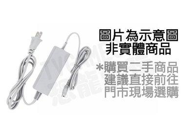 【二手商品】任天堂 Nintendo Wii U Game Pad 原廠變壓器 電源供應器 電源線 裸裝【台中恐龍電玩】
