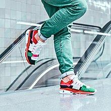 D-BOX  Adidas Consortium Twinstrike ADV 情侶鞋 氣墊 CM8095 紅綠白