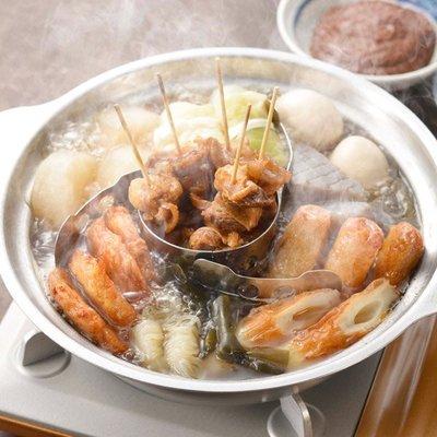 日本製 不銹鋼火鍋 關東煮 分隔架