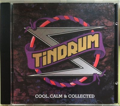 Tindrum - Cool, Calm & Collected 無IFPI 二手台版
