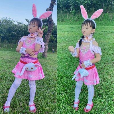 斗羅大陸小舞COS服小舞同款衣服兒童COSplayf動漫服裝小舞裙子檸檬說葡萄你好酸