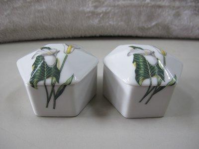 二手舖~NO.249 家居飾品 婚禮小物 米飯碗 套裝 餐具 陶瓷組