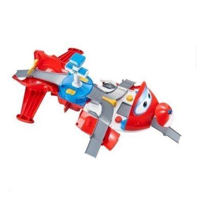 雙寶媽咪─Super Wings 環遊世界 超級飛俠 杰特行動塔台中心 聖誕 生日 禮物