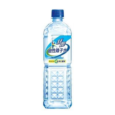 舒跑鹼性離子水 1箱850mlX20瓶 特價340元 每瓶平均單價17元