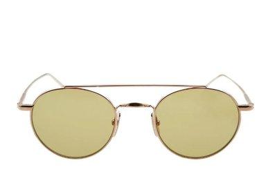 MERCI✰THOM BROWNE TB-101 圓框 太陽眼鏡 墨鏡 12K 日本製 現貨