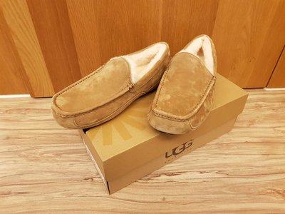 美國UGG正品男士時尚雪靴 專櫃買回 全新沒有穿過 size:10