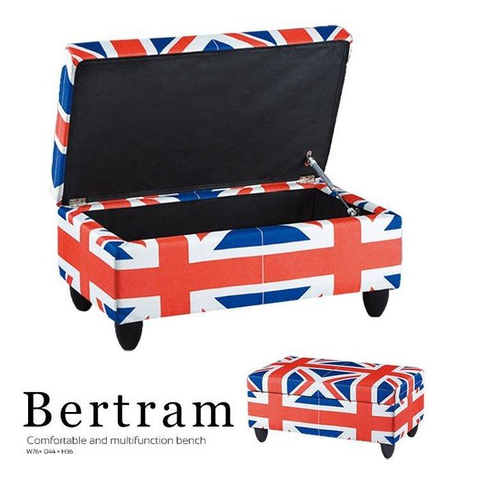 INPHIC-鞋凳 長凳收納 英國客廳藝術可折疊儲物 【BERTRAM】_2Erj