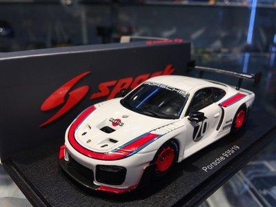 吉華科技@ 1/43 Spark S7630 Porsche 935/19 Martini livery 2019