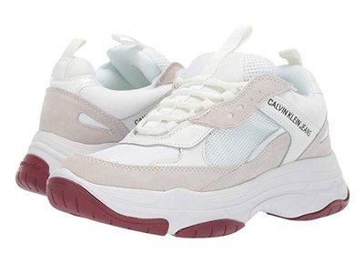 ✈美人魚的秘密✈美國代購 CK正品 Calvin Klein-9369528經典老爹鞋 厚底鞋 運動休閒鞋 女鞋