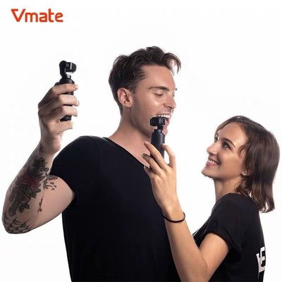 油壓雲臺新品 隨拍Snoppa Vmate口袋云臺相機高清增穩vlog視頻攝像機直播