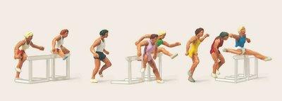 傑仲 博蘭  Merten 人物組 Athletics:8 hurdlers 80 hurdles 0212486 HO