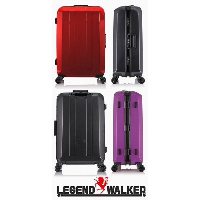 3.9折 Legend Walker 6000P型 行李箱 19吋 費150