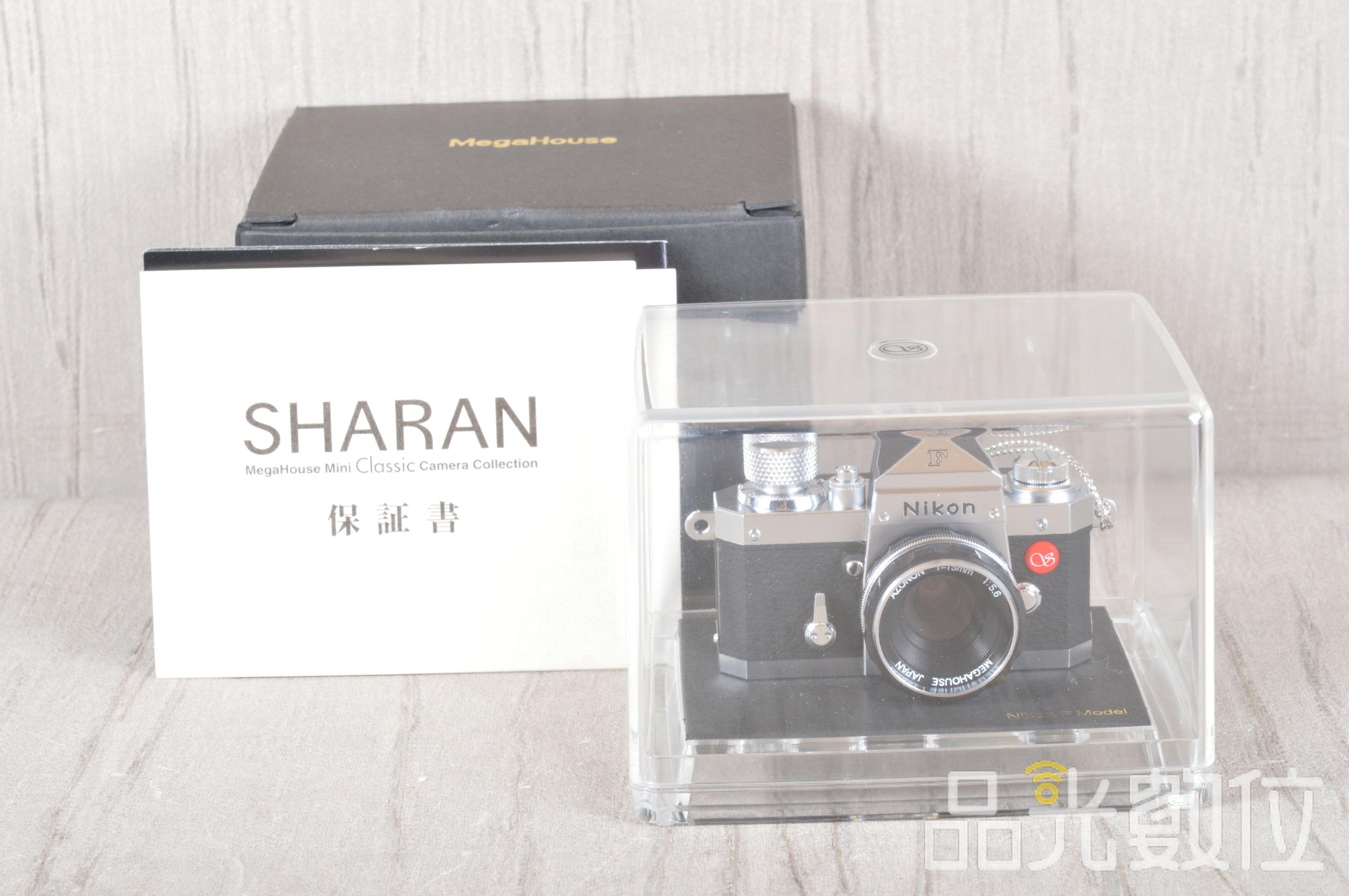 【品光攝影】SHARAN Megahouse Nikon F 微型相機 #100367