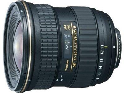 TOKINA 11-16mm F2.8 AT-X116 PRO DX II【公司貨 三年保固】